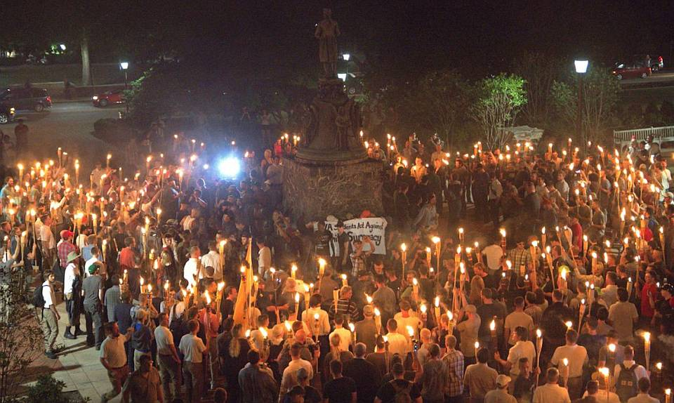 Charlottesville Protests: Historical Impact on Jews and Neo-Nazism