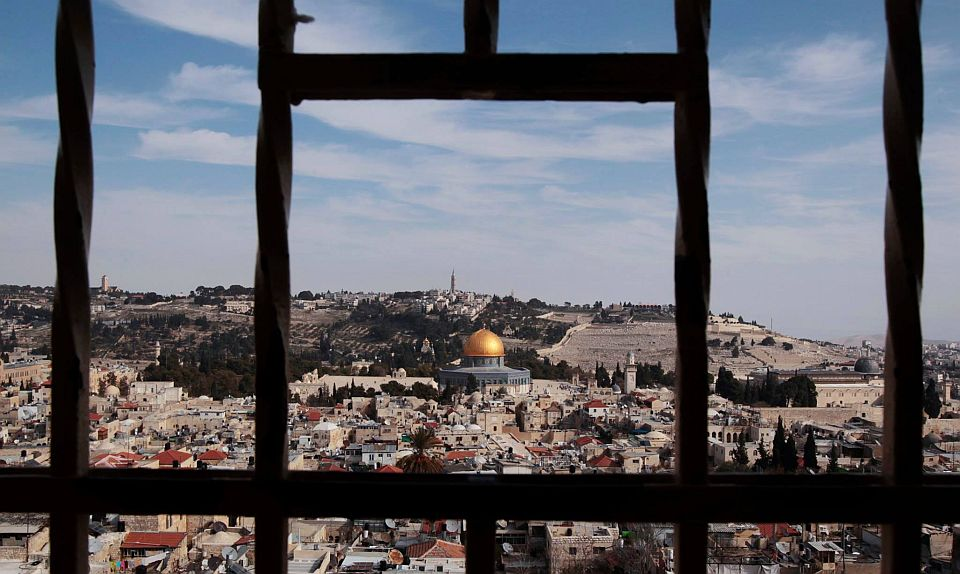 Who Does the Temple Mount Belong To?