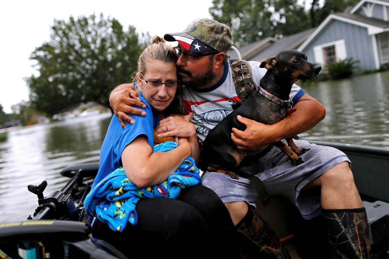 Harvey & Irma's Wake Up Call
