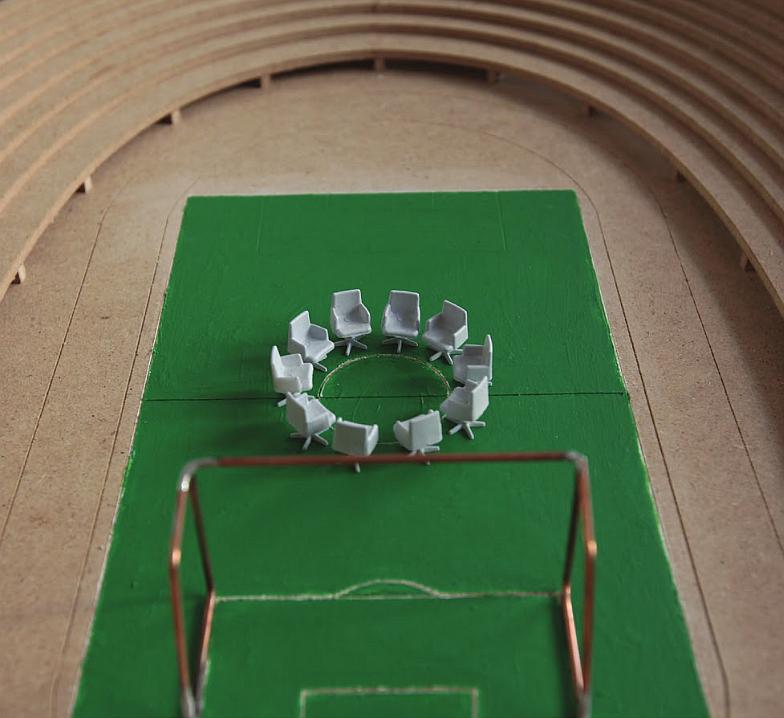 "Zenita Komad, ""One Goal."" 2015"