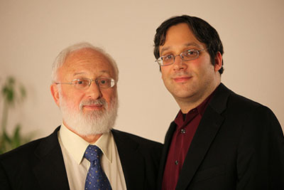 Dr. Michael Laitman and Gary Marcus