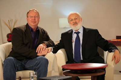 Dr. Michael Laitman and John St. Augustine