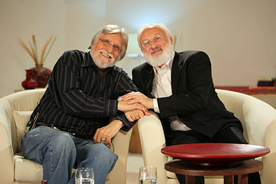 Dr. Michael Laitman and Neale Donald Walsch