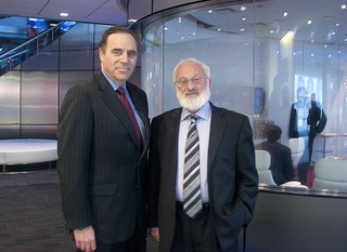 Bloomberg TV Interview with Mike Schneider and Michael Laitman
