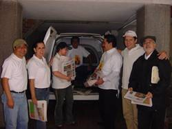 Dissemination in Mexico