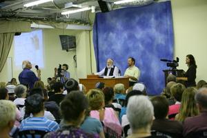 Lectures at Beit Kabbalah L\'Am