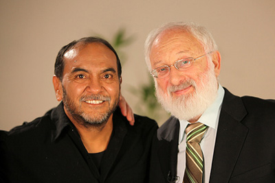 Dr. Michael Laitman and Don Miguel Ruiz
